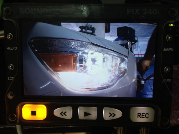Toshiba Minicam Hire